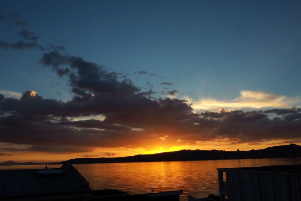Lake Tapu